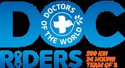 Logo - Doc Riders Médecins du Monde