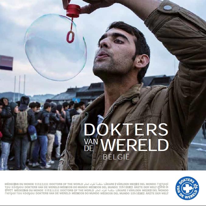 visuel - Algemene brochure Dokters van de Wereld NL