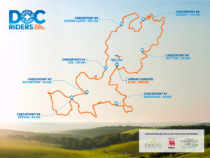 Parcours Doc'Riders 2018