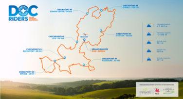 Le Parcours du Doc'Riders 2018 est en ligne