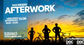 Afterwork Doc'Riders – Brussel