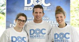 DIRK VAN TICHELT, AMBASSADEUR DOC'RIDERS : « NEVER GIVE UP ! »