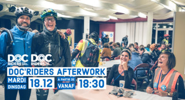 Les Afterwork Doc'Riders reviennent !