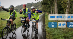 Doc'Riders Afterwork op 25 april