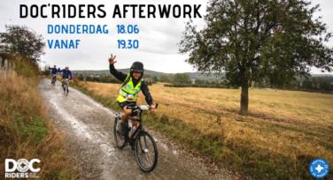 Doc'Riders Afterwork in Antwerpen