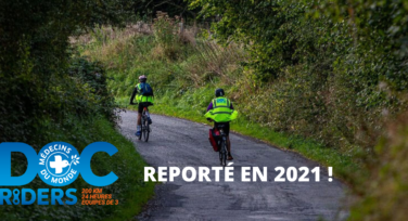 Le Doc'Riders n'aura pas lieu en 2020